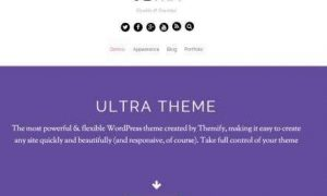 Ultra-WordPress-Theme-Review-Themify