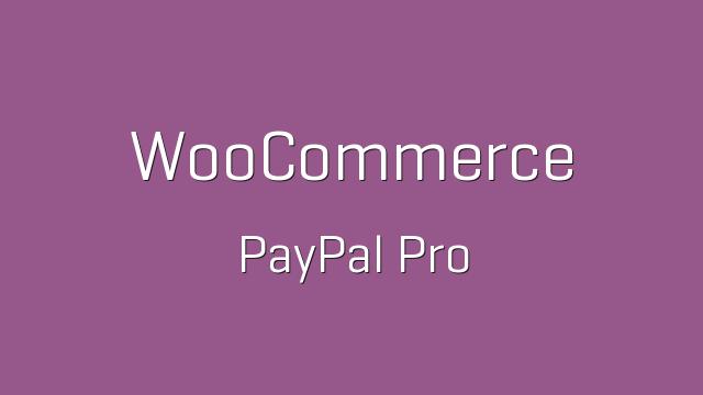WooCommerce Paypal Pro v4 4 17