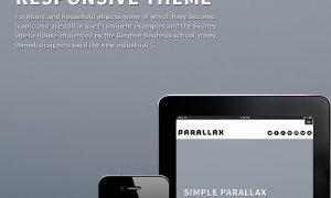 parallax-responsive-theme