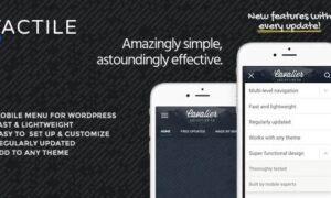tactile-wordpress-mobile-menu