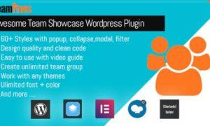 teampress-team-showcase-plugin