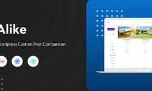 alike-wordpress-custom-post-comparison