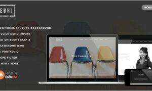 beuh-responsive-one-page-portfolio-theme