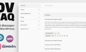 dv-faq-advanced-wordpress-faq-plugin