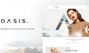 oasis-modern-woocommerce-theme